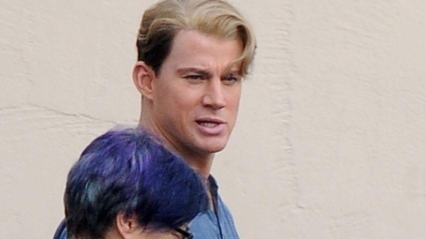 Neues Projekt: Channing Tatum ist plötzlich blond!