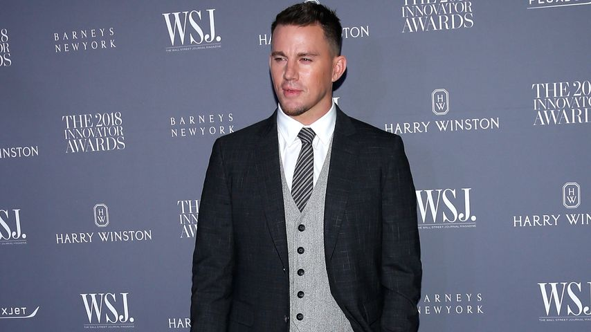 Channing Tatum bei den Innovator Awards in NYC im November 2018