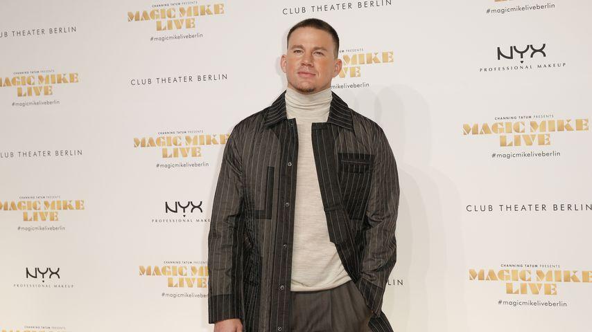 """Channing Tatum hätte nicht mit """"Magic Mike""""-Erfolg gerechnet"""
