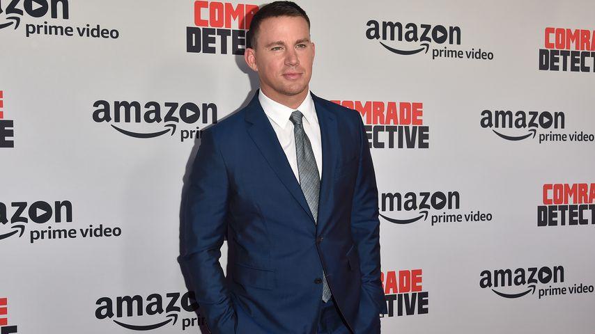 """Channing Tatum auf der """"Comrade Detective""""-Premiere"""