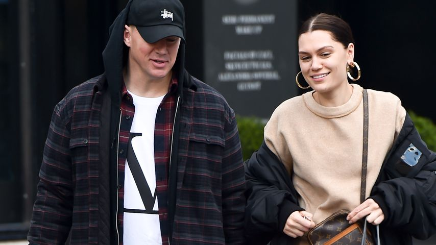 Channing Tatum und Jessie J, März 2019