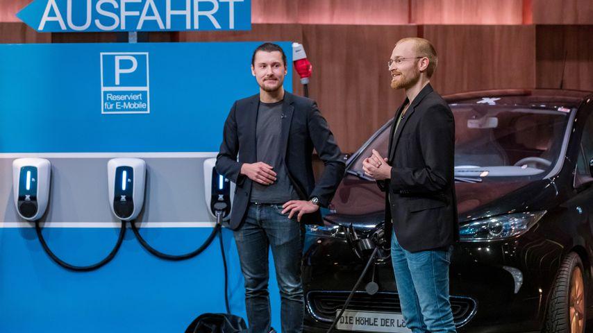 ChargeX-Gründer Tobias Wagner und Michael Masnitza