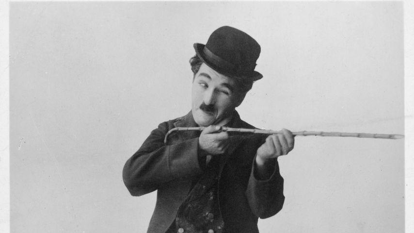 """Charlie Chaplin: Heute ist der 40. Todestag des """"Tramps""""!"""