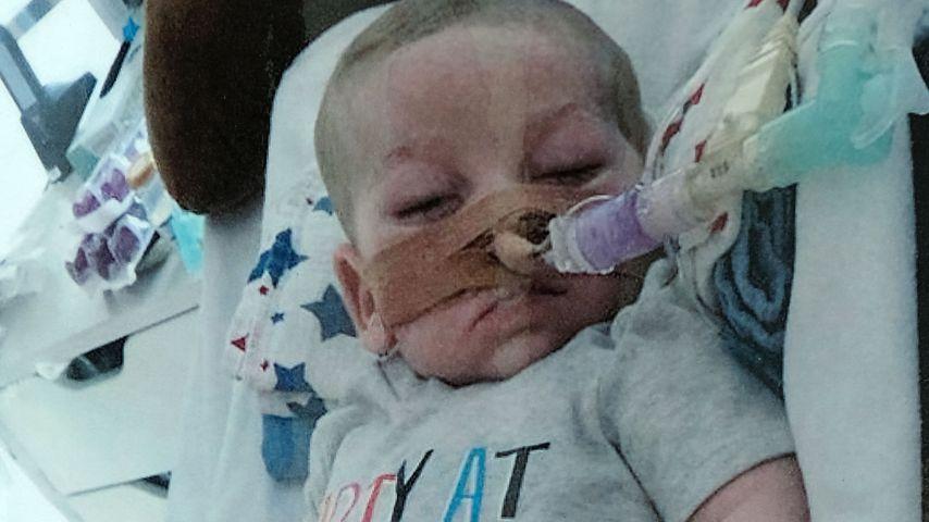 Kampf verloren: Todkrankes Baby Charlie Gard ist gestorben