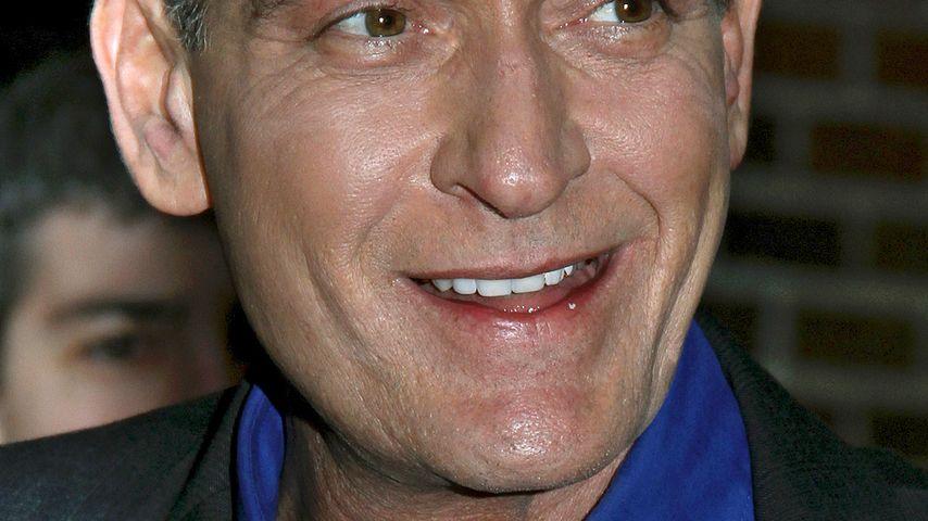 Skandal-Schöffe! Charlie Sheen als Geschworener