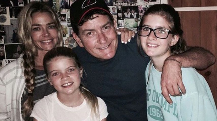 Dinner & Urlaube: So nahe steht Charlie Sheen seiner Ex!