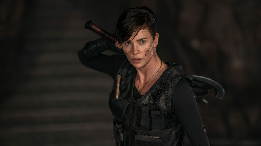 """Charlize Theron als Andy in """"The Old Guard"""""""