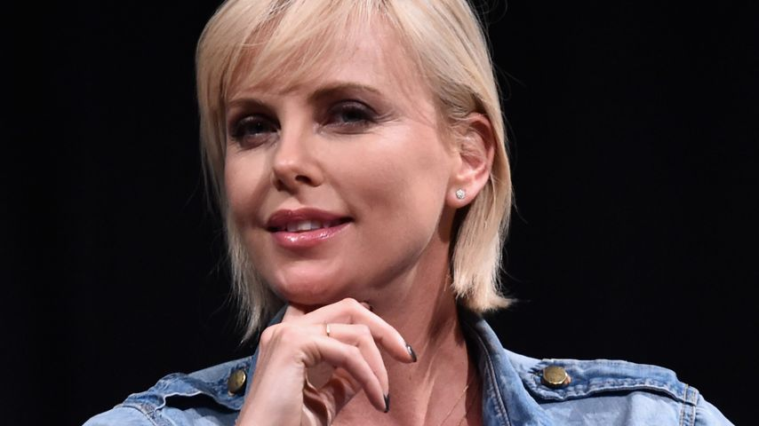 """Charlize Theron auf der """"2 Tage in L.A."""" Reunion"""