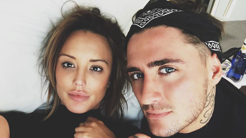 Charlotte Crosby und Stephen Bear