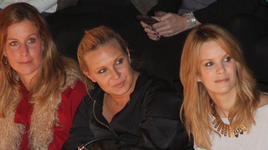 Monica Ivancan, Magdalena Brzeska und Charlotte Engelhardt