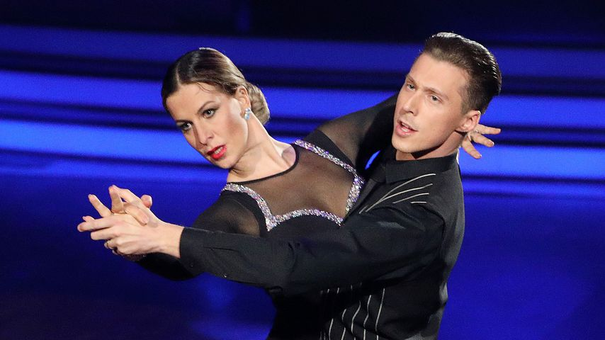 """Charlotte Würdig und Valentin Lusin bei """"Let's Dance"""""""
