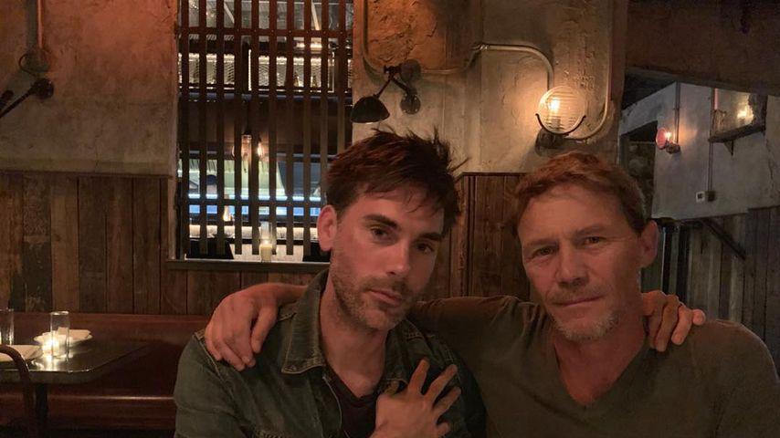 """Charmed""-Stars Drew Fuller und Brian Krause, Juni 2019"