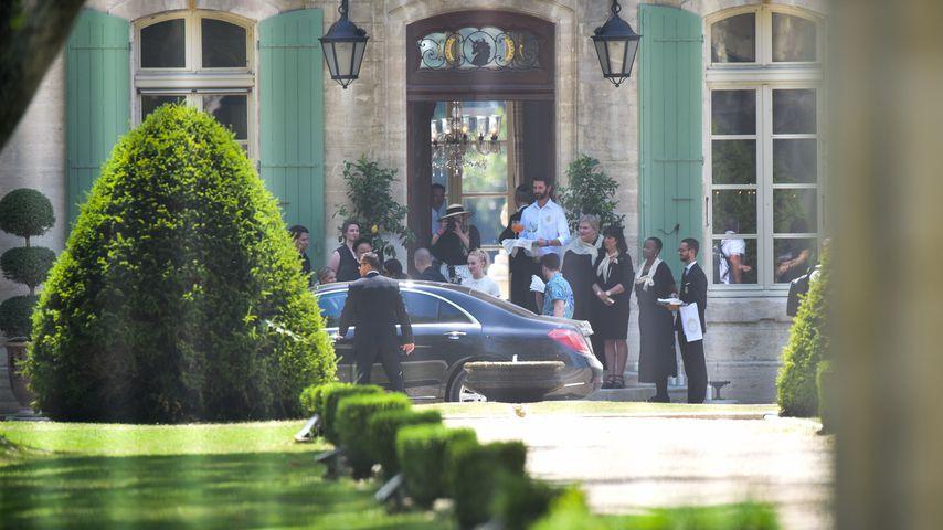 Chateau de Tourreau, Sophie und Joes Party-Location