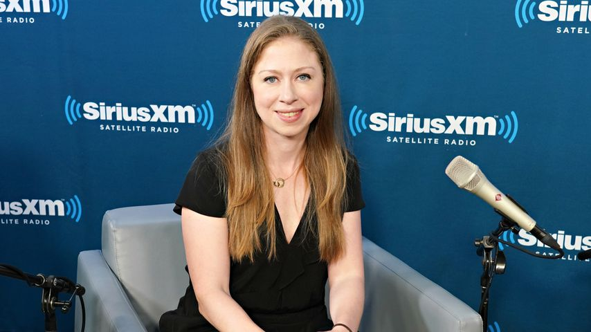 Chelsea Clinton in New York, September 2018