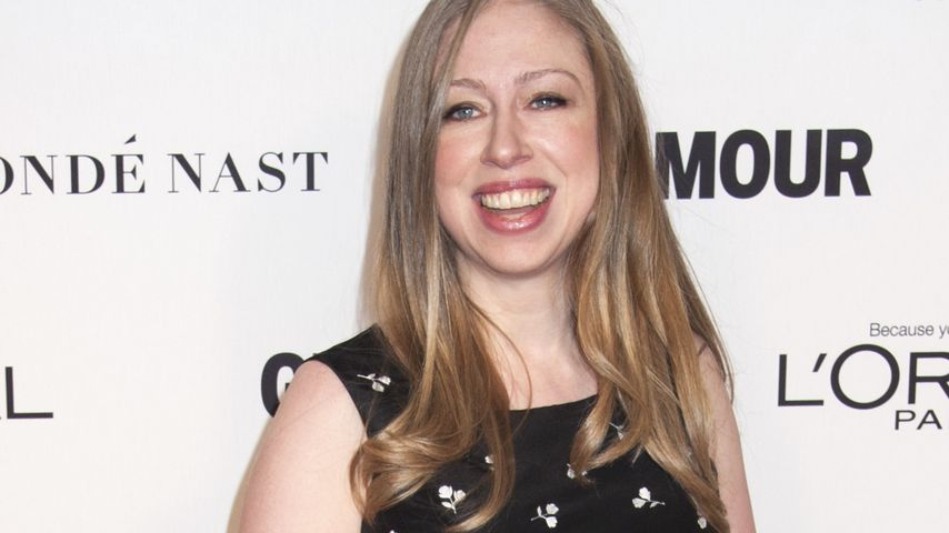 Neu-Mami Chelsea Clinton zeigt After-Baby-Body