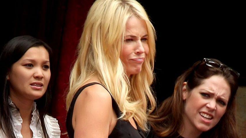 Chelsea Handler auf einem Jennifer-Aniston-Event