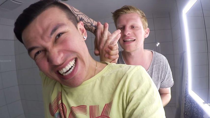 Cheng Loew und Stephan Gerick in einem Youtube-Clip