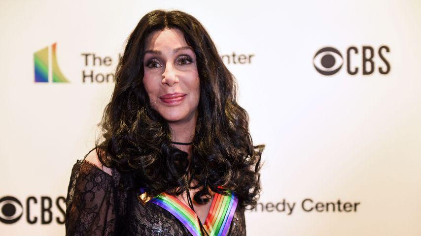 Cher im Dezember 2018