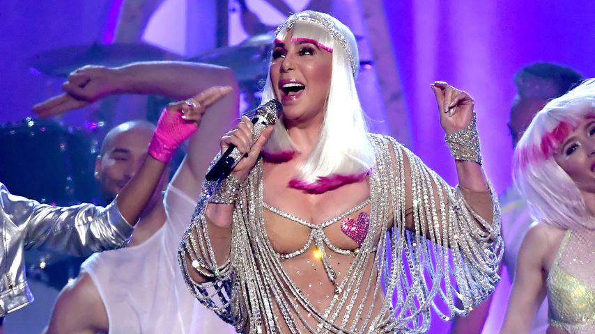 Billboard Awards: Cher auch mit 71 noch megahot & sexy!