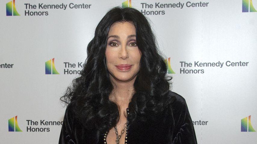 Cher im Dezember 2018 in Washington, D.C.