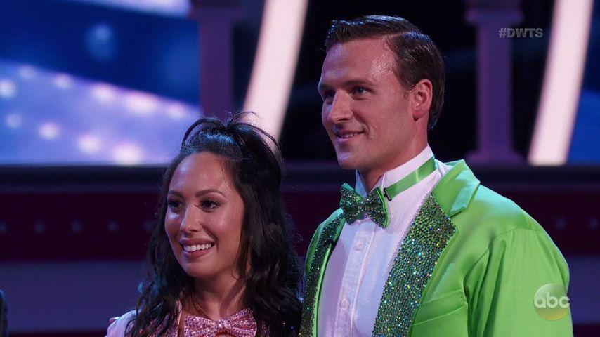 """Cheryl Burke und Ryan Lochte bei """"Dancing with the Stars"""""""