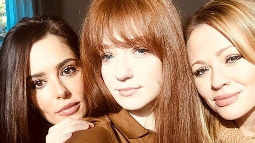 Cheryl Cole, Nicola Roberts und Kimberley Walsh