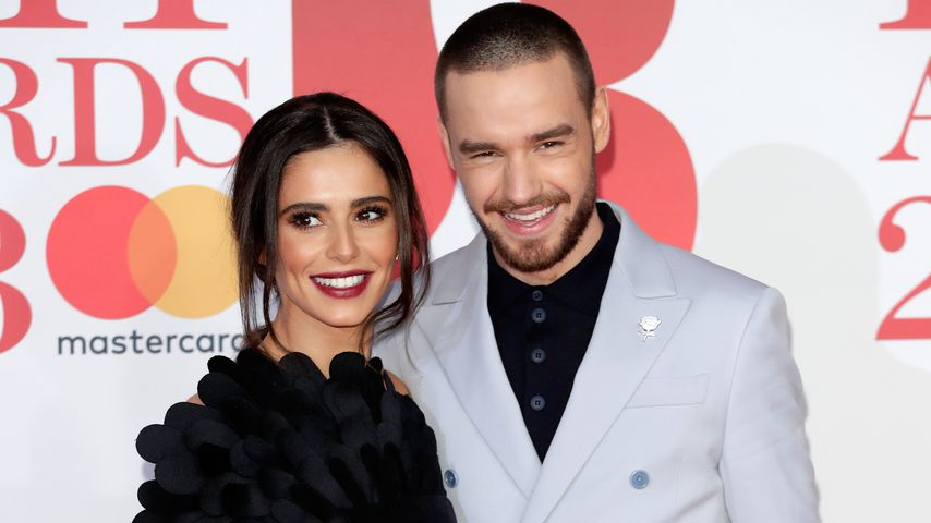 Von wegen Trennung: Cheryl Cole & Liam auf Red Carpet!
