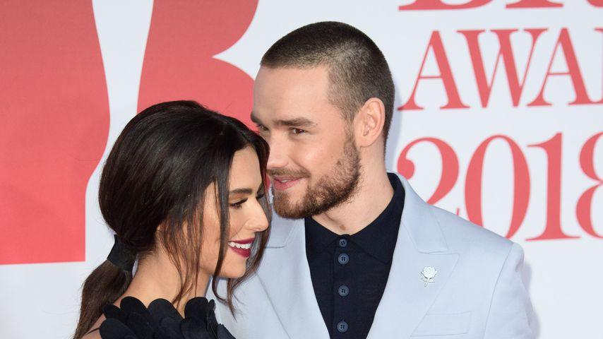 Cheryl Cole und Liam Payne bei den Brit Awards im Februar 2018