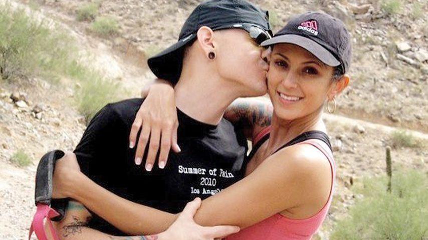 Mit Linkin-Park-Segen: Chester Benningtons Witwe neu verlobt