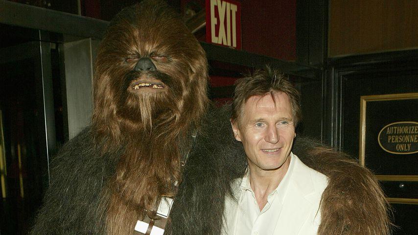 "In ""Obi-Wan Kenobi""-Serie: Kehrt Liam Neeson etwa zurück?"
