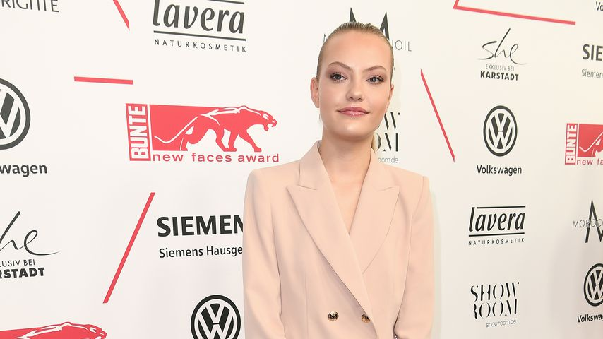 Cheyenne Ochsenknecht beim New Faces Award 2017 in Berlin