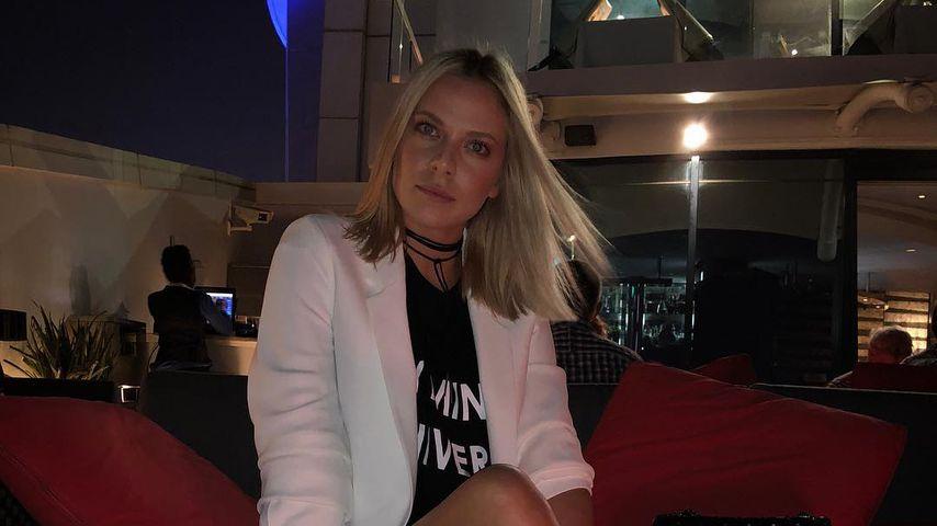 Cheyenne Pahde im Dubai-Urlaub