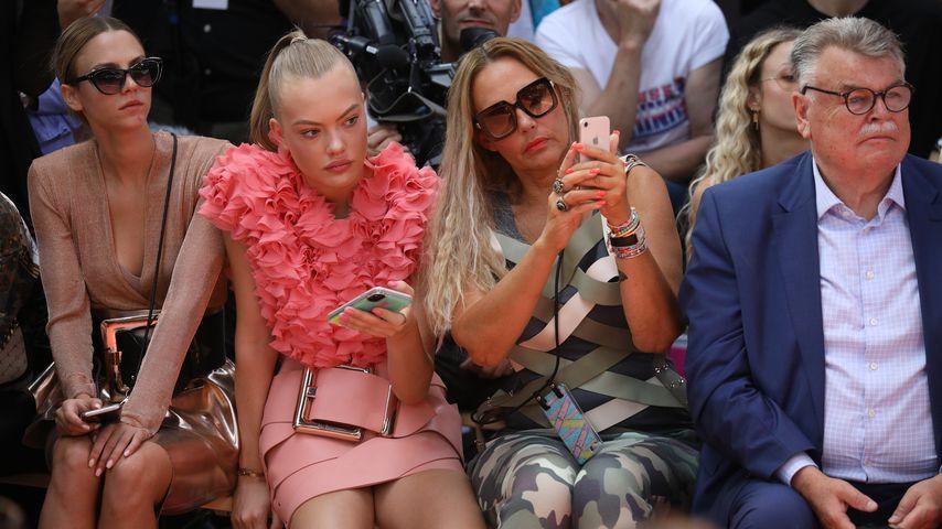 Cheyenne und Natascha Ochsenknecht bei der Berlin Fashion Week 2019