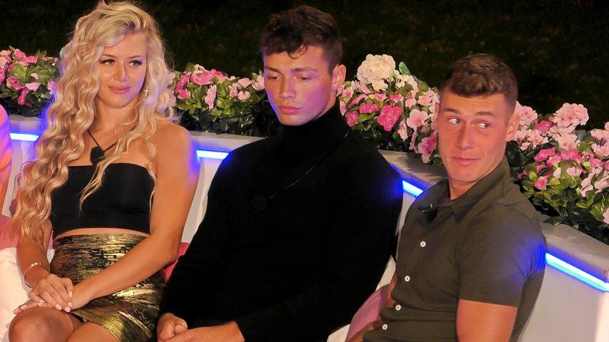 "Chiara, Josua und Giulio bei ""Love Island"""
