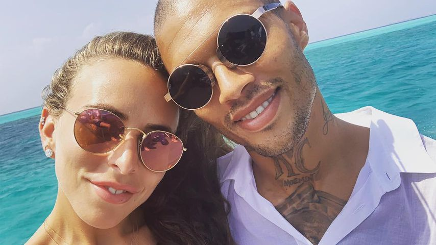 Chloe Green und Model Jeremy Meeks