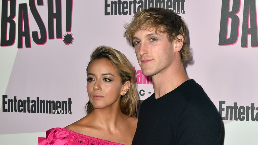 Chloe Bennet und Logan Paul in San Diego