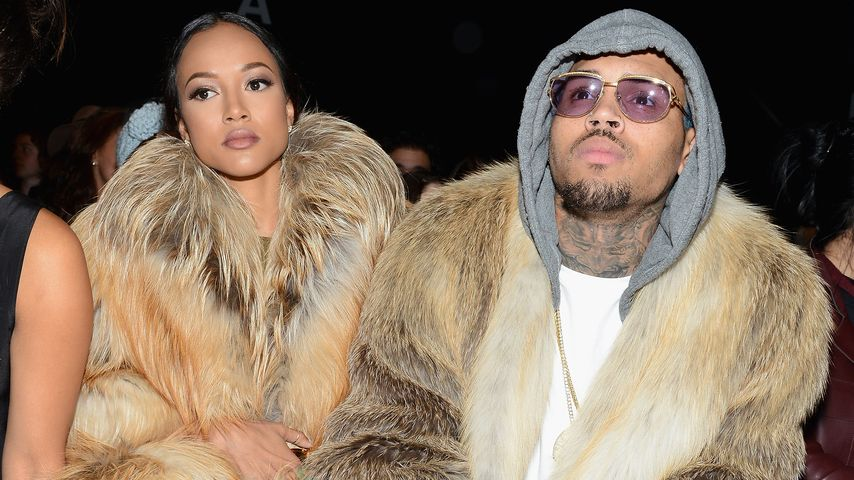 Karrueche Tran und Chris Brown