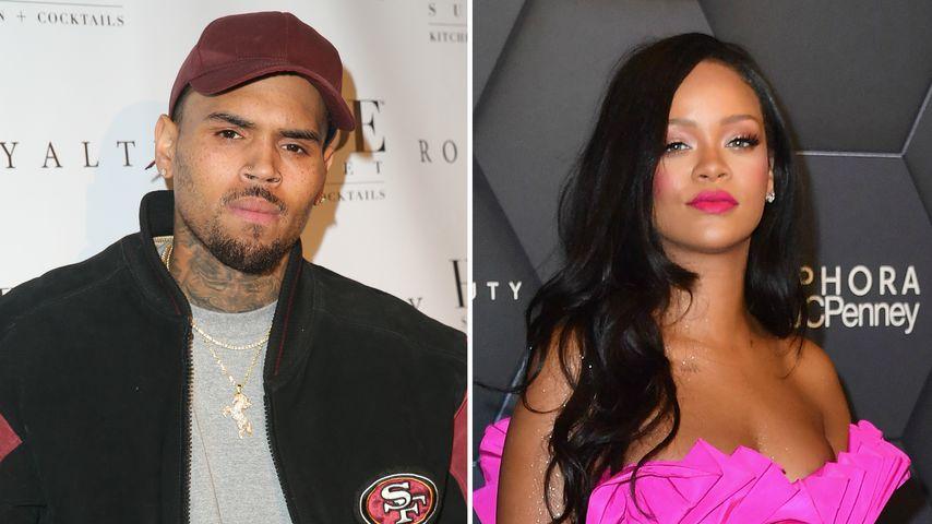 Chris' Insta-Annäherung: Rihanna postet deutliche Message