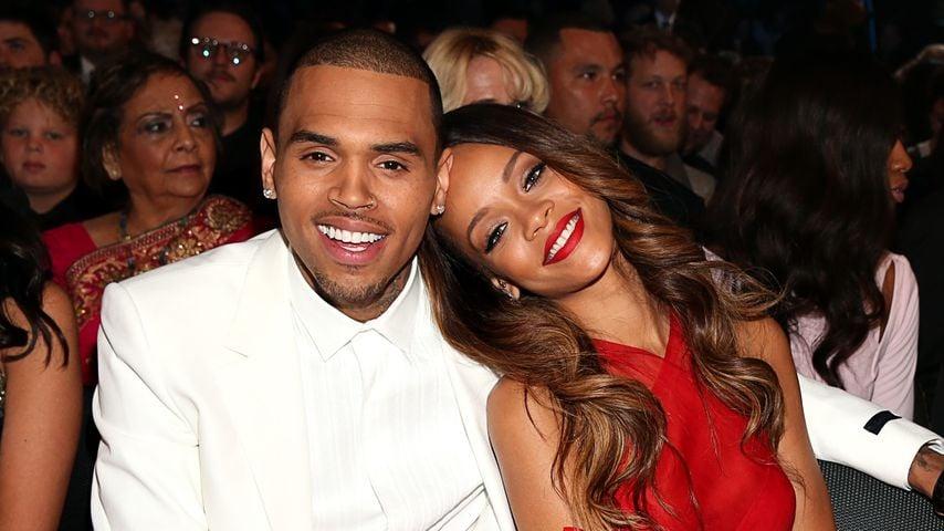 Ausgesöhnt! Chris Brown schließt Frieden mit RiRi
