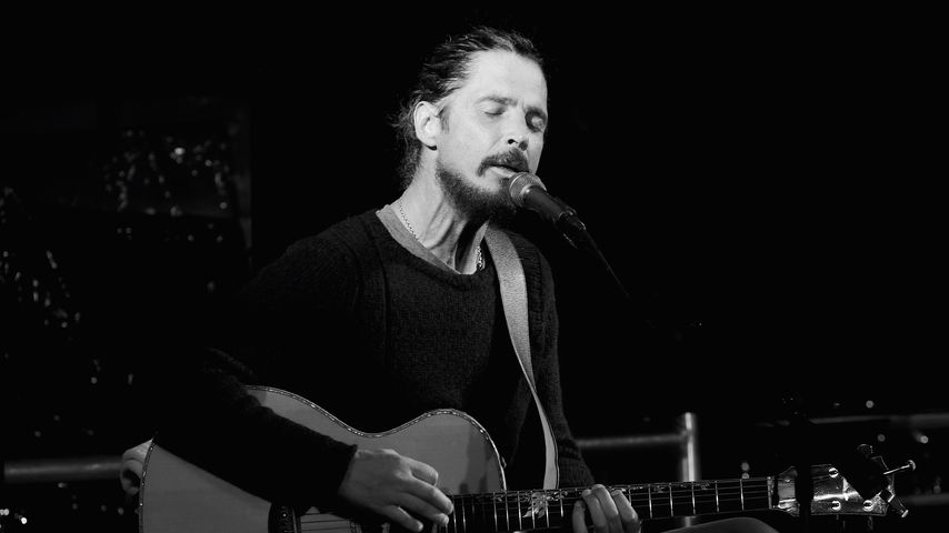 Rock-Legende: Soundgarden-Sänger Chris Cornell (†52) ist tot