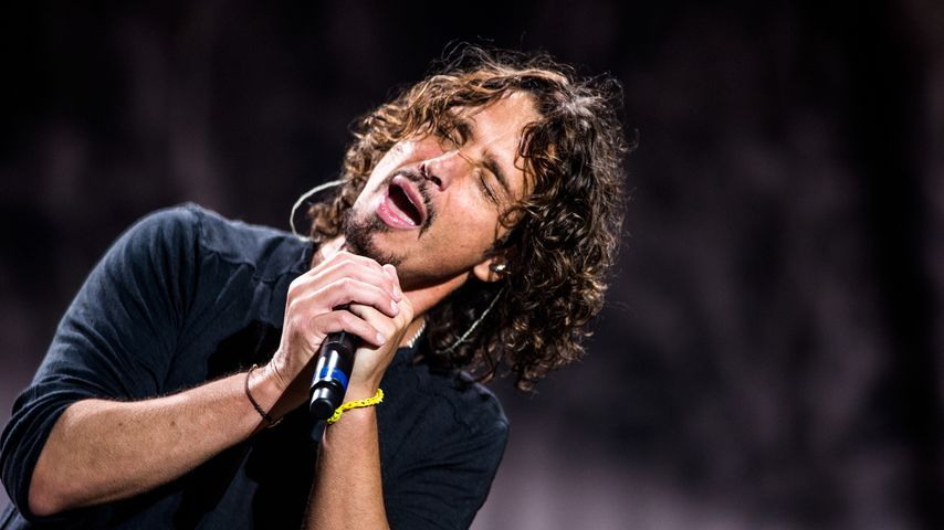 Chris Cornell, 2014 auf dem Lollapalooza in Brasilien