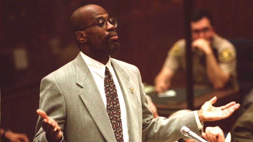 Chris Darden im Prozess gegen O. J. Simpson