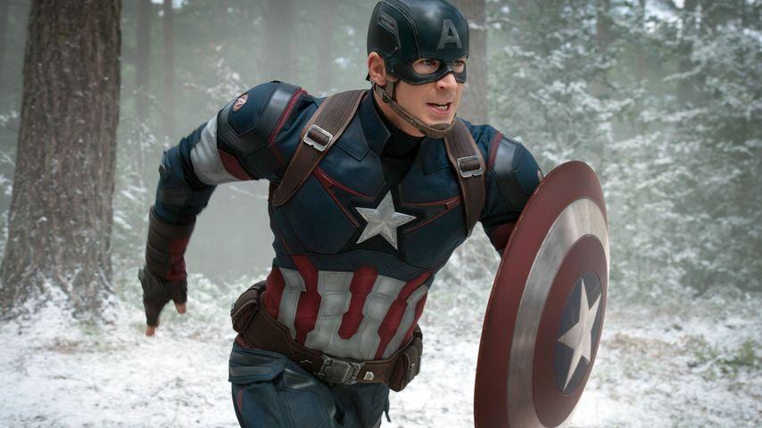 Captain America: Keine anderen Rollen mehr für Chris Evans?