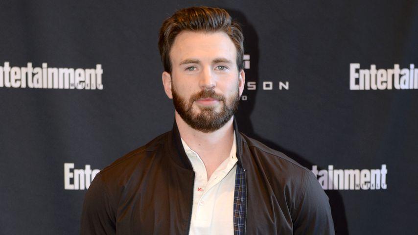 Chris Evans beim Toronto International Film Festival, 2019