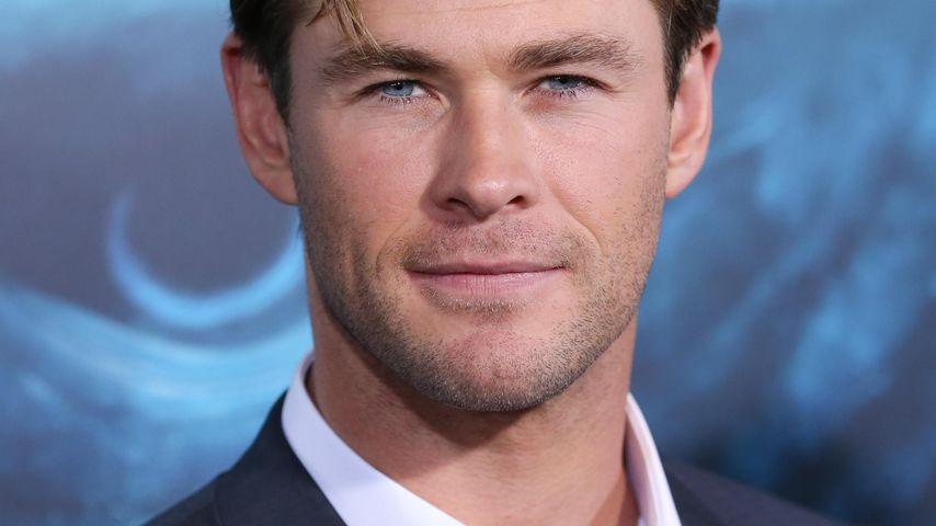 Frauenversteher: Chris Hemsworth zeigt seine weibliche Seite