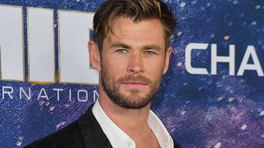 Vor Schauspielerfolg: Chris Hemsworth reinigte Brustpumpen