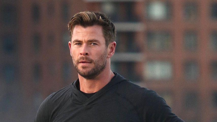 Bachelor-Angebot: Hätte Chris Hemsworth Trainer gefeuert?