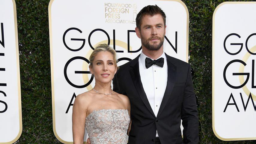 Chris Hemsworths Babys: DAS ist echte Bruder-Liebe