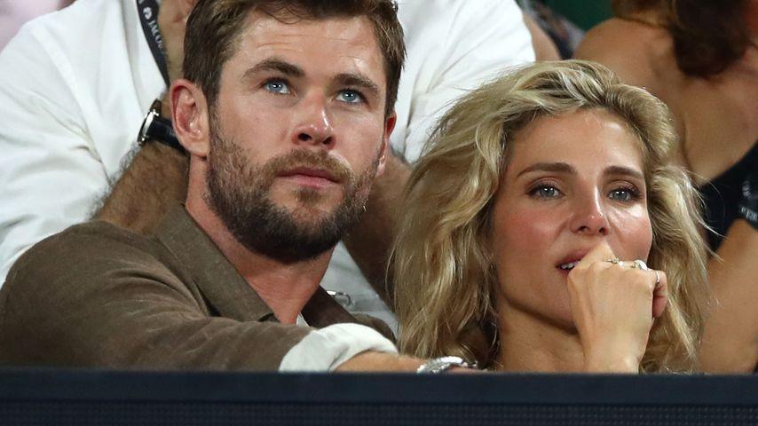 Glaubt Chris Hemsworth nicht an Mileys & Liams Liebe?