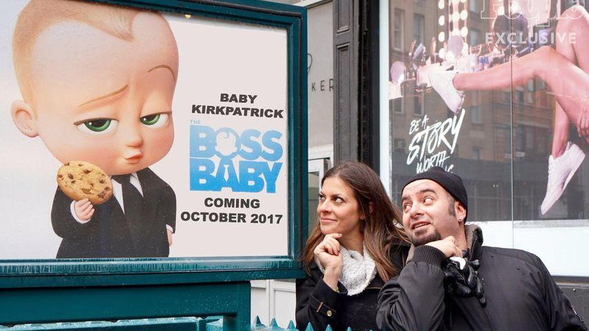 Im großen Babyglück: Dieser *N'Sync-Star wird bald Papa!